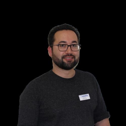 Shahim Safi | Praktijkmanager